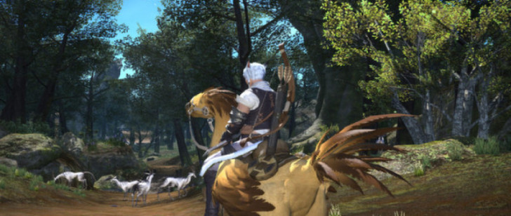 Final Fantasy XIV to Get Electric Guitars – Both Real and Virtual