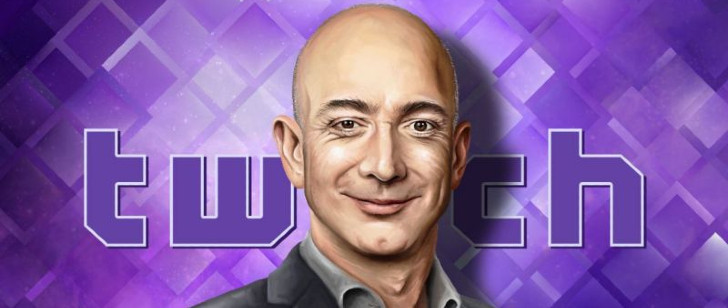 Hackers Attack Twitch With Jeff Bezos Photos