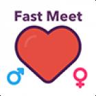 FastMeet logo